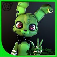 New Icoon of the Frankie Model by FrankietheBunny2003