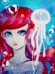 Ariel and the Jelly by amyY3