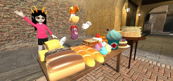remake: giu's and ray's bakery sale by giugirl