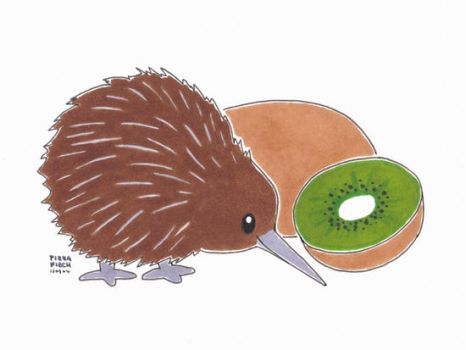 Kiwi by PizzaFisch