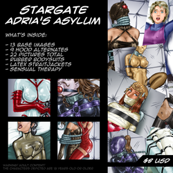 Stargate Adria's Asylum Picture Set 1 by HKR06