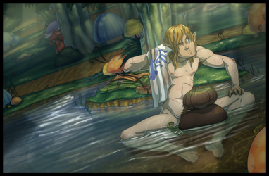 Dirty Link by AstroZerk