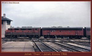 Joliet Then by classictrains