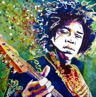 Hendrix by bexfoster