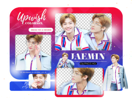 JAEMIN PNG PACK#3|NCT DREAM by Upwishcolorssx