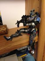 Garrus has a shot by Soaringeagle78
