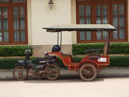 TukTuk Taxi 2 by scratchmark