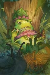 The Frog Prince by SeaOfFireflies
