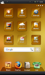 Android Theme for samsung wave by vipinck