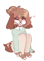 Mint bab    Request    by VanillaPillow