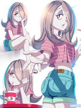 Sucy! :3 by Danfer3