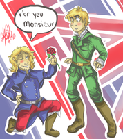 V'or You Monsieur~ by NillaKiwi