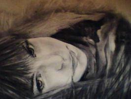 Portrait Sketch by Isibee