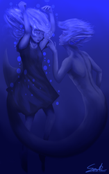 Drowning by Sesta-Outlaw