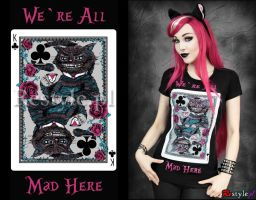 We are all mad here by Euflonica