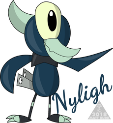 (EARLY GIFT) Nyligh by TheYoshiState