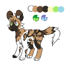Angus Reference Sheet by gazhelle