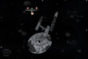 U.S.S. Constellation NCC-1017: Assistance by TrekkieGal