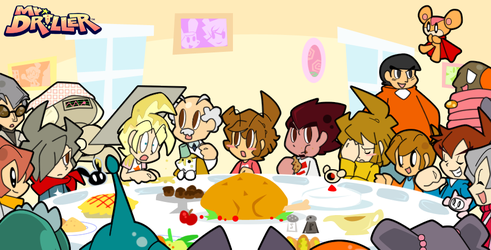 Thanksgiving 2011 by WHATiFGirl