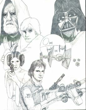 A New Hope by i3i11theWi11