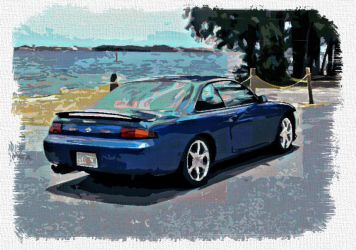 Silvia Painting by Ideasunknown
