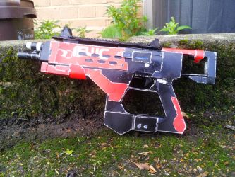 Destiny Cosplay: Conduit F3 (Complete) by UnknownEmerald