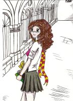 Hermione Granger by My-Sin-Is-You