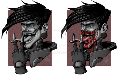 Troy - split jaw by nikyri