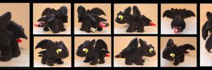 Toothless by Ashayx