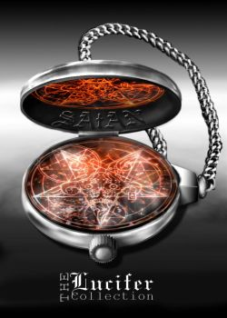 Satan's Pocket Watch by Gliblord