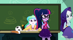 MLP Equestria Girls Subs Rock Moments 7 by Wakko2010