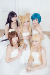 Moon Pride CD backcover by maocosplay
