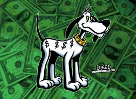 Dollar from Richie Rich! by CreedStonegate