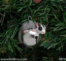 Sugar Glider by gylkille