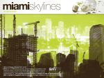 BrushSets: Miami Skyline by angelaacevedo