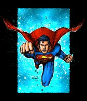 Superman by FlowComa