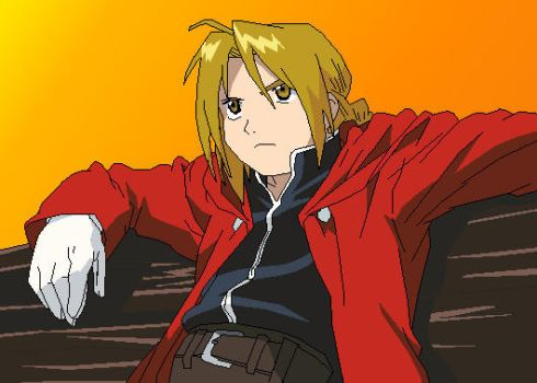 Edward Elric Colored by usagisailormoon20