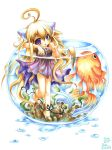 Catgirl with a Goldfish by emperpep