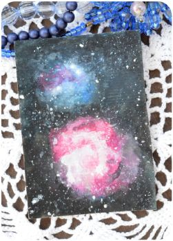ACEO - Orion by alineboni