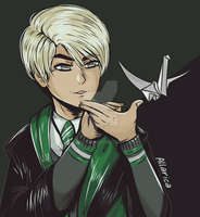 Draco Doodle by allarica
