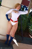Power Girl 1 by Insane-Pencil