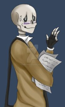 Student Gaster by Turistraz