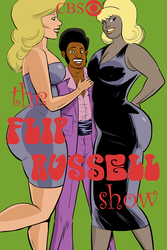 The Flip Russell Show Now in Color by darrellsan