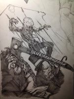 A Deadly night in Gotham WIP by Ace-Continuado