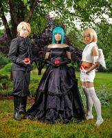 Vocaloid-The Black Oath by astachan