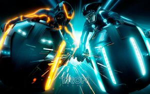 Tron Legacy by rehsup