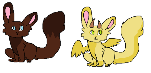 Free Adopts (CLOSED) by DreamingOfTheWeekend