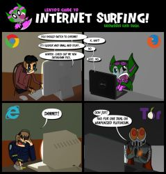 Lento 014 - Browsers and Such by Dingbat1991