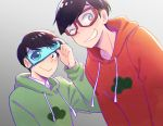 Osomatsu-san -  Goggles by Meoon
