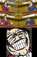 Miles Edgeworth and His Terrible Puns #6 by DarkMatter89
